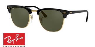 Óculos de sol Ray-Ban 3016 CLUBMASTER