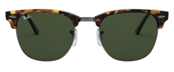 tipos de lentes Ray-Ban