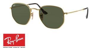 Óculos de sol Ray-Ban 3548N HEXAGONAL