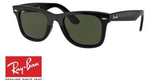 Óculos de sol Ray-Ban 4340 WAYFARER